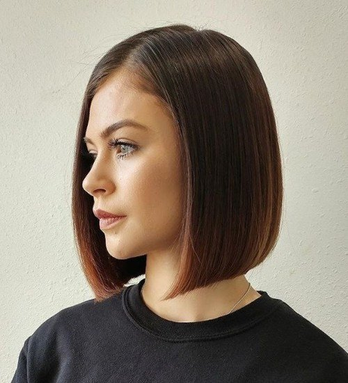 The Best 50 Spectacular Blunt Bob Hairstyles Pictures