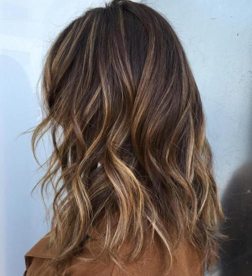 The Best 90 Balayage Hair Color Ideas With Blonde Brown And Pictures