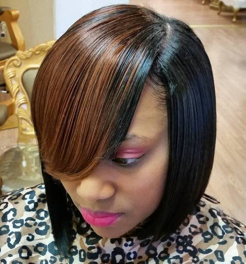 The Best 30 Weave Hairstyles To Make Heads Turn Pictures