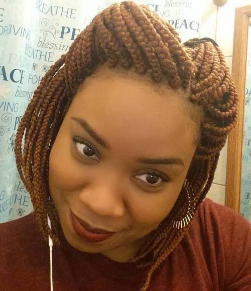 The Best 20 Ideas For Bob Braids In Ultra Chic Hairstyles Pictures