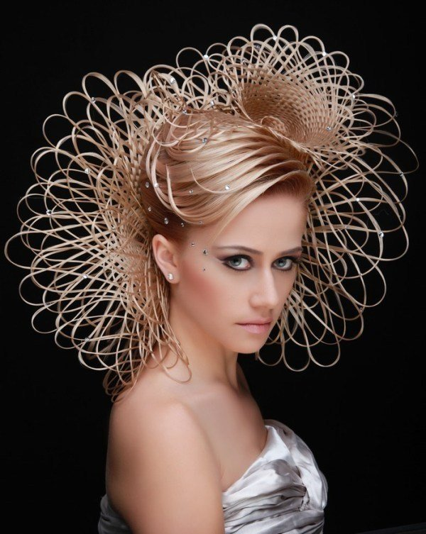 The Best 10 Crazy And Weird Hairstyles Crazyforus Pictures