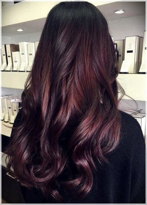 The Best Hair Color 2019 Fall Winter Trends Short And Curly Pictures