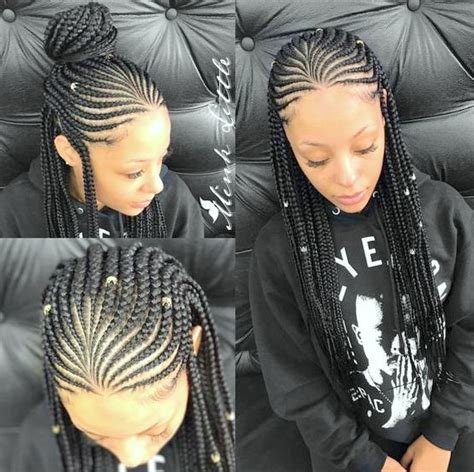 The Best Amazing Braided Hairstyles For Black Women 2018 2019 Pictures