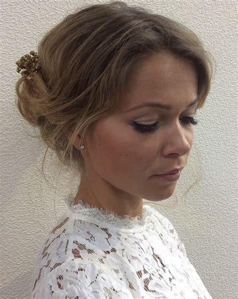 """The Best 40 Best Short Wedding Hairstyles That Make You Say """"Wow """" Pictures"""