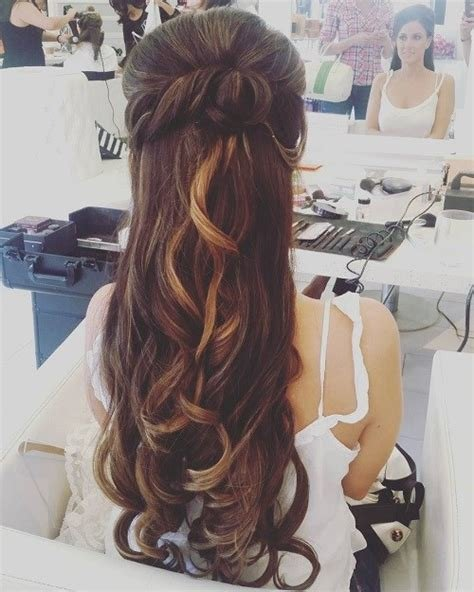 The Best Half Up Half Down Wedding Hairstyles – 50 Stylish Ideas Pictures