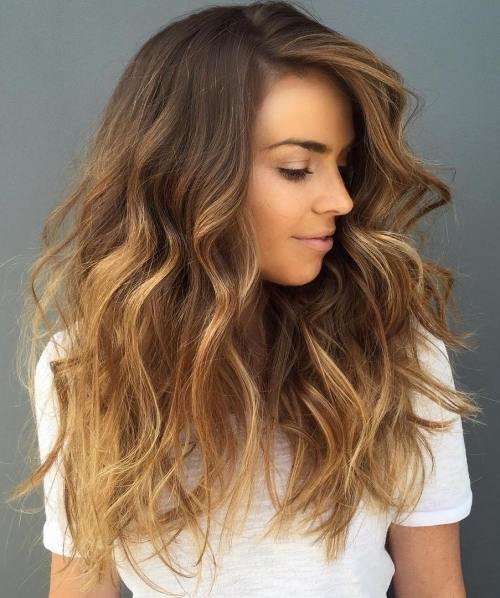 The Best 90 Balayage Hair Color Ideas And Main Types Of Balayage Pictures