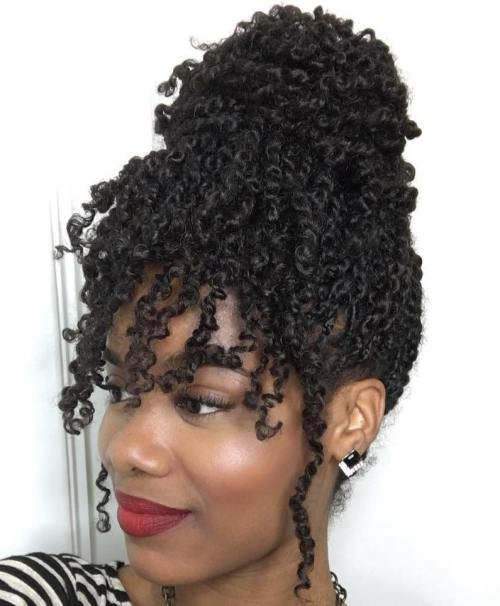 The Best 30 Hot K*Nky Twist Hairstyles To Try In 2019 Pictures