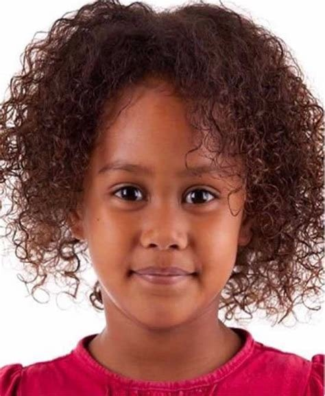 The Best Cutest Little Black Girls Hairstyles For 2017 Hairstylesco Pictures