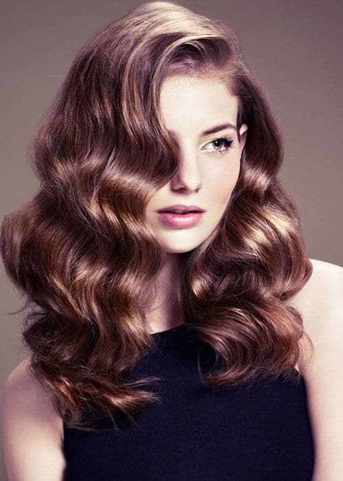 The Best How To Create A Classic Hollywood Waves Hair Style Pictures