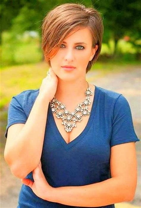 The Best 15 Glamorous Short Haircuts For Heavy Set Woman Louis Palace Pictures
