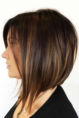 The Best 70 Fantastic Stacked Bob Haircut Ideas Lovehairstyles Com Pictures