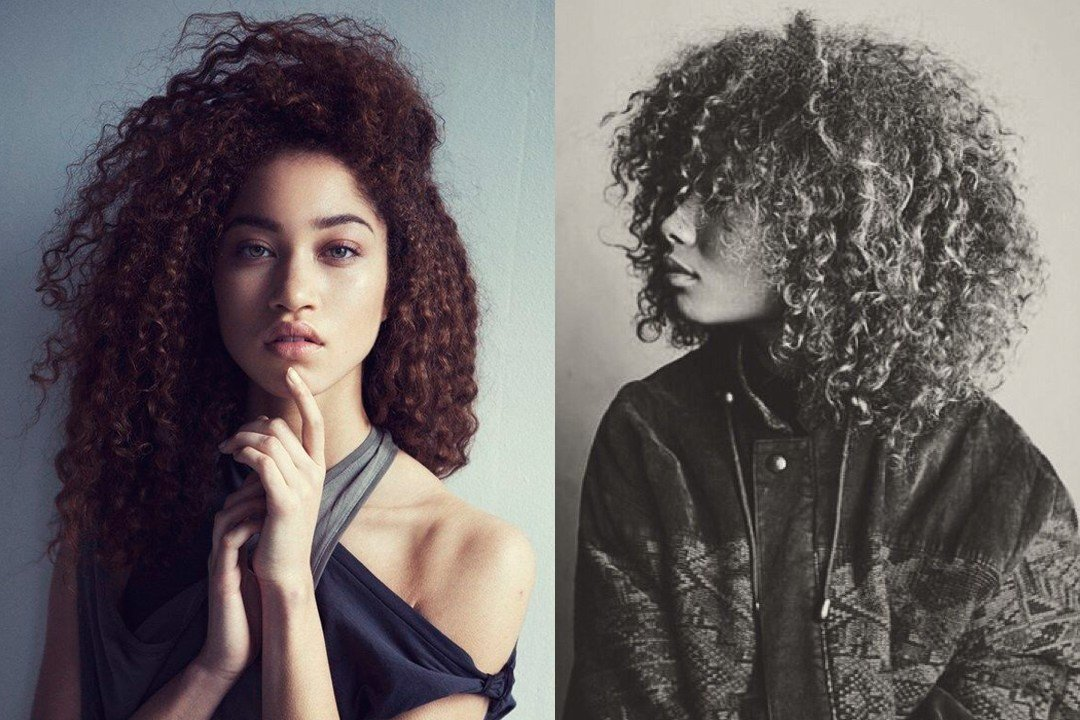 The Best Mane Addicts Manespiration Mixed Hair 101 • Mane Addicts Pictures