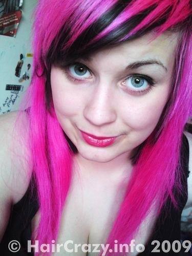 The Best Buy Pinkissimo Crazy Color Hair Dye Haircrazy Com Pictures