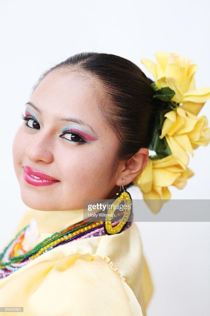 The Best Traditional Mexican Hairstyles For Women Stock Photos And Pictures