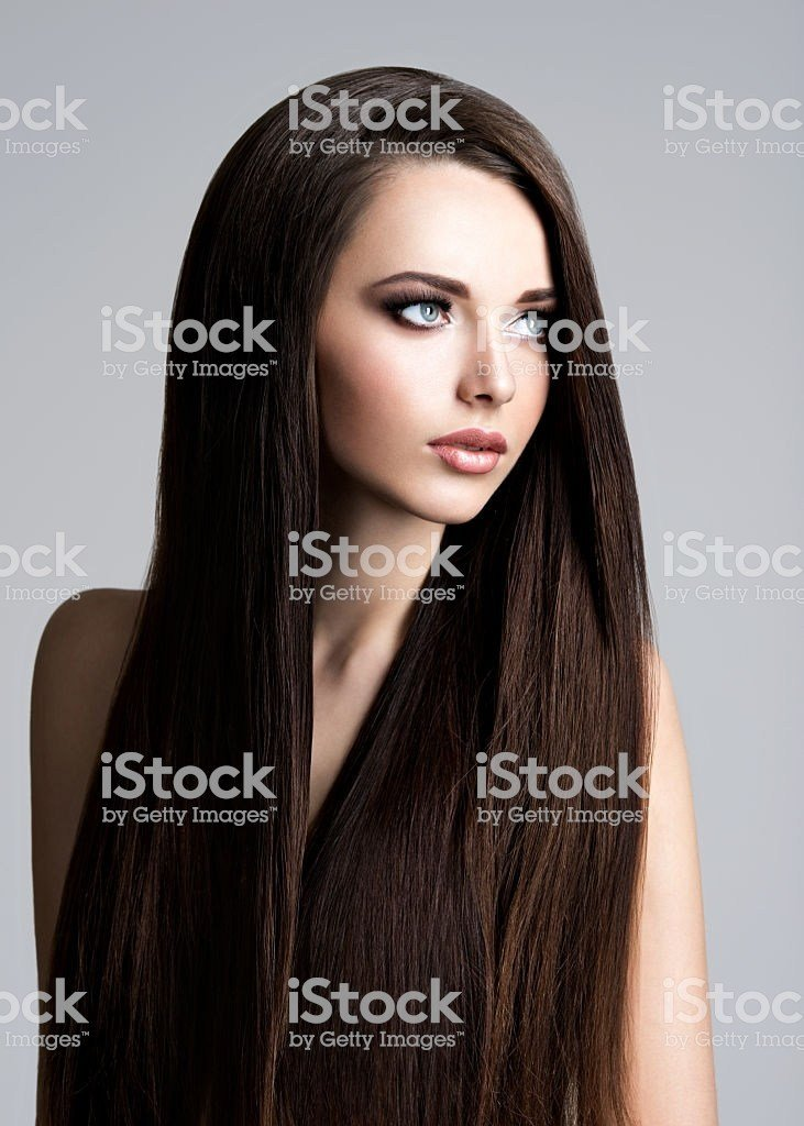 The Best Straight Hair Pictures Images And Stock Photos Istock Pictures