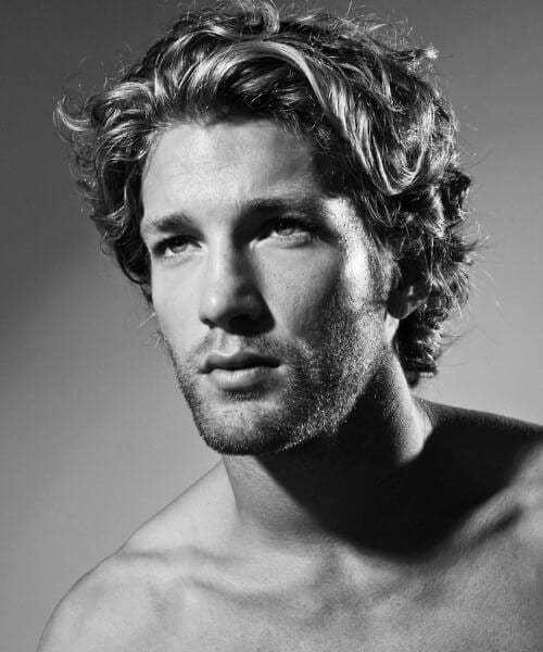 The Best 45 Suave Hairstyles For Men With Wavy Hair Menhairstylist Com Men Hairstylist Pictures