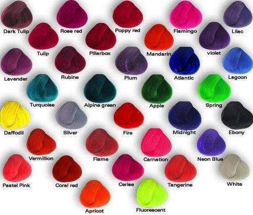The Best 15 Adore Hair Color Chart Sample Paystub Pictures