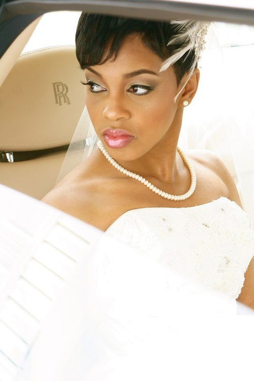 The Best Top 12 Posh Short Wedding Hairstyes – Native And Posh Weddings Pictures