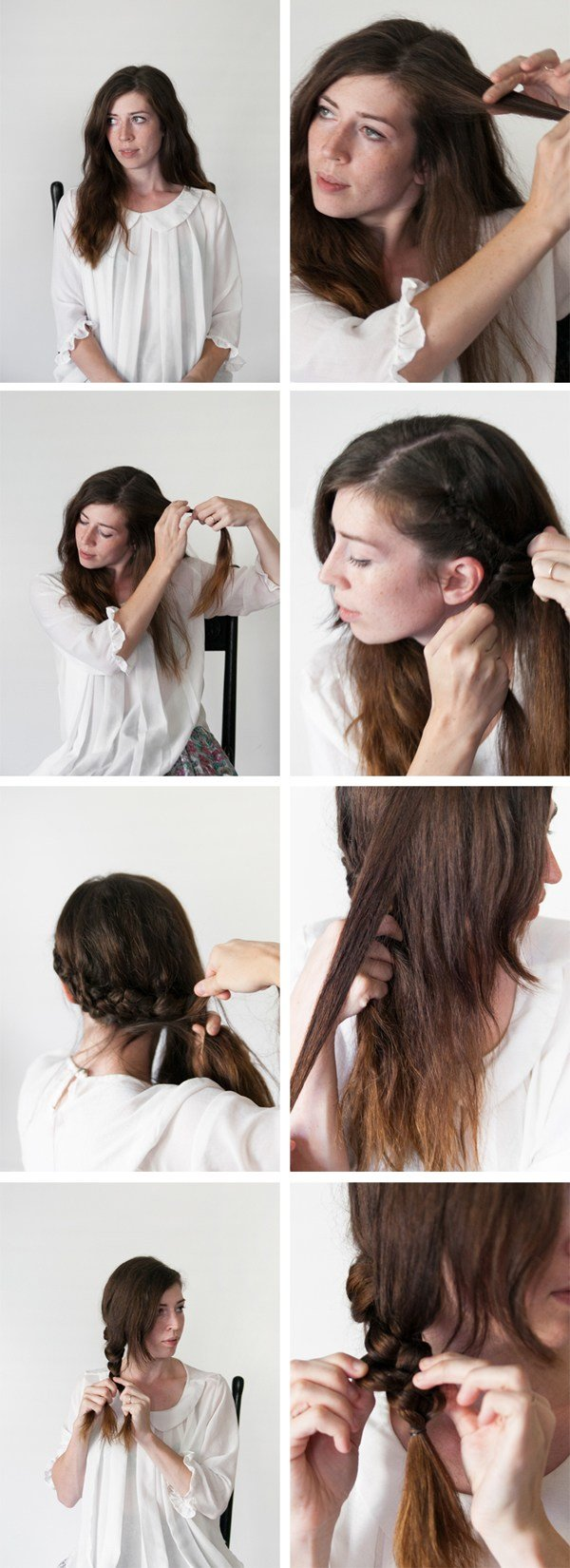 The Best Cute Hairstyles For Wet Hair Overnight Hair Pictures