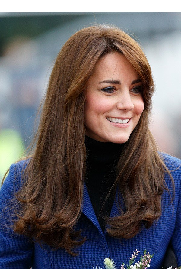 The Best Kate Middleton's Haircut — Hair Cut New Makeover For Pictures