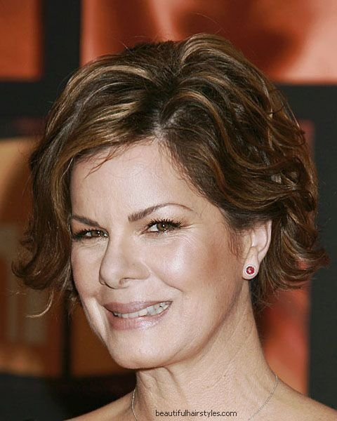 The Best Hairstyles For Older Women – Hairstyles For Women Aged 50 Pictures