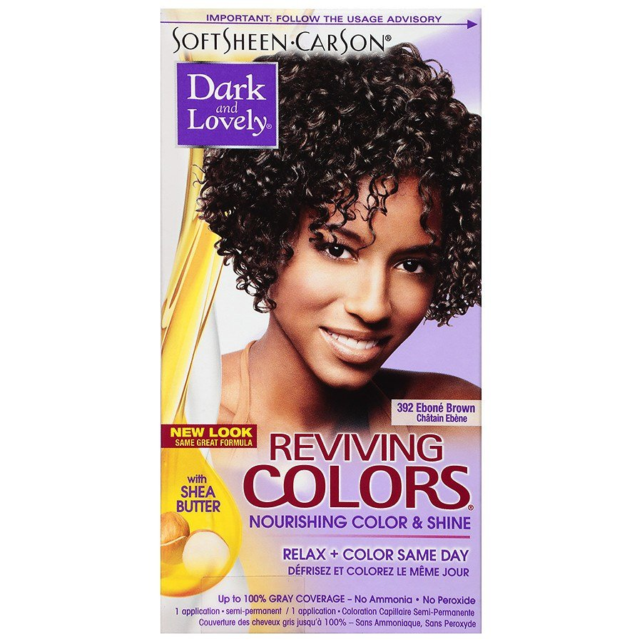 The Best Softsheen Carson Dark And Lovely Reviving Colors Semi Pictures
