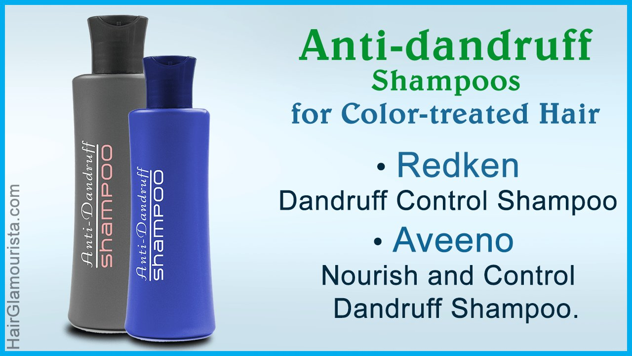 The Best An Assortment Of Best Dandruff Shampoos For Color Treated Hair Pictures