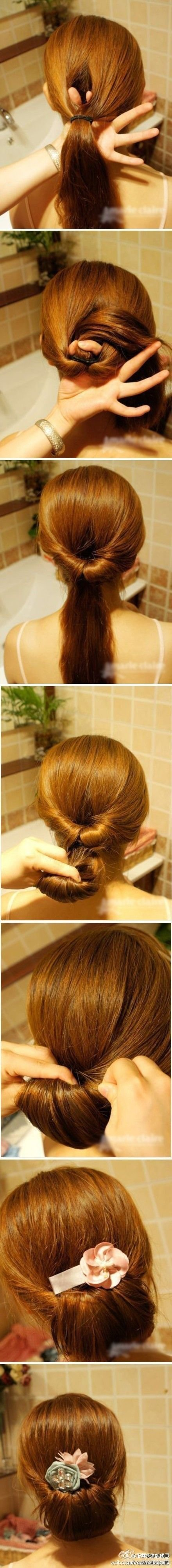 The Best 10 Amazing Step By Step Hairstyles For Medium Length Hair Pictures