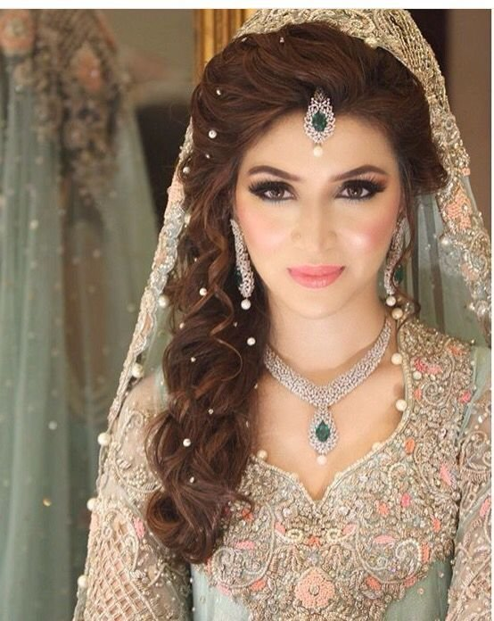 The Best 18 Most Pinned Indian Bridal Hairstyles Indian Makeup Pictures