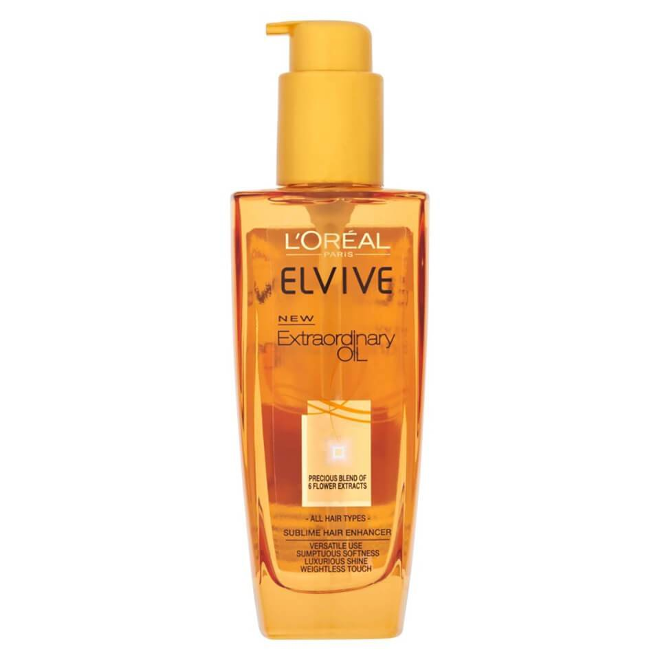 The Best L Oréal Paris Elvive Extraordinary Oil For All Hair Types Pictures