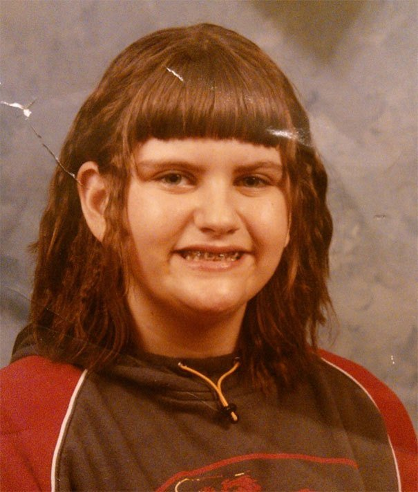 The Best 10 Hilarious Childhood Hairstyles From The '80S And '90S Pictures