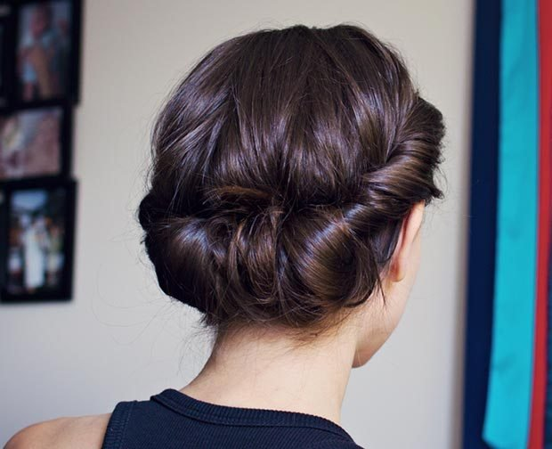 The Best 50 Cute And Trendy Updos For Long Hair Stayglam Pictures