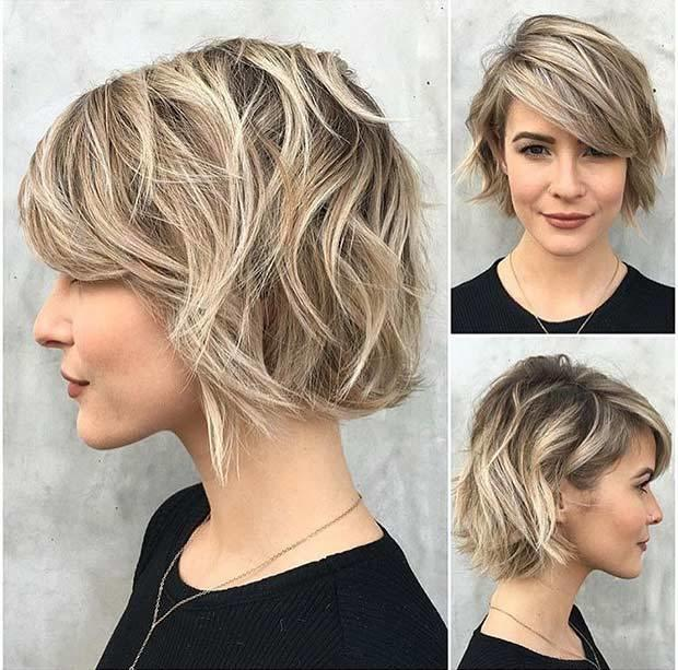 The Best 31 Cool Balayage Ideas For Short Hair Page 3 Of 3 Stayglam Pictures