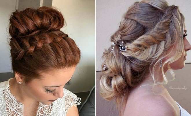 The Best 43 Stunning Prom Hair Ideas For 2019 Page 2 Of 4 Stayglam Pictures