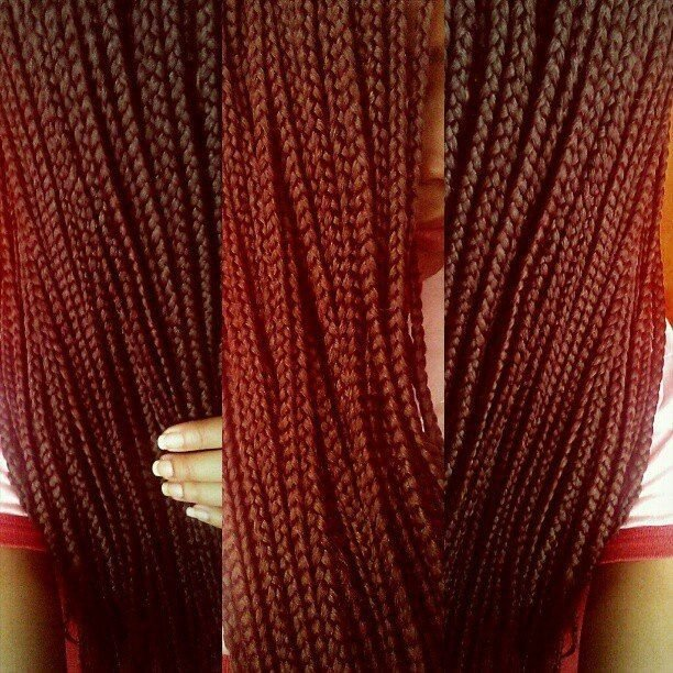 The Best Purple Expression Braiding Hair Senegalese Twist African Pictures