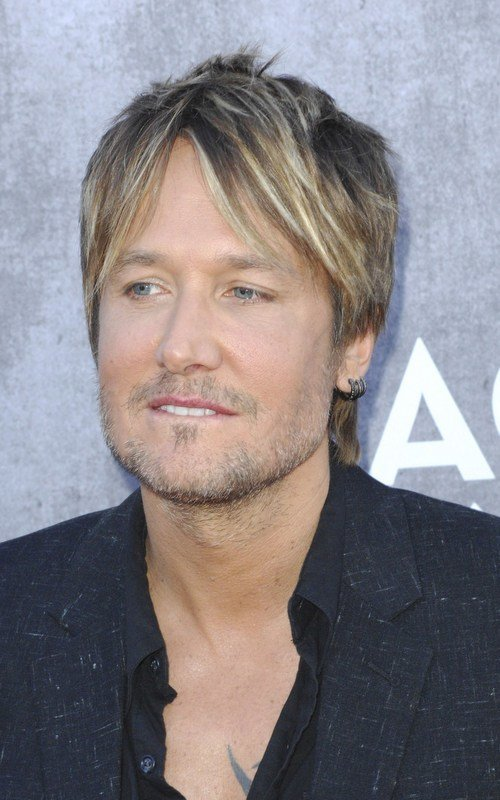 The Best A Compendium Of Photos Of Keith Urban S Hair Through The Years Pictures