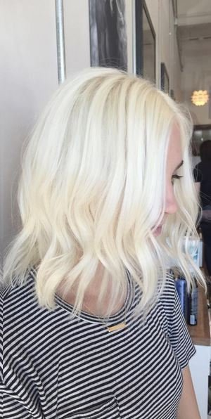 The Best Ice Ice Blonde – Mane Interest Pictures