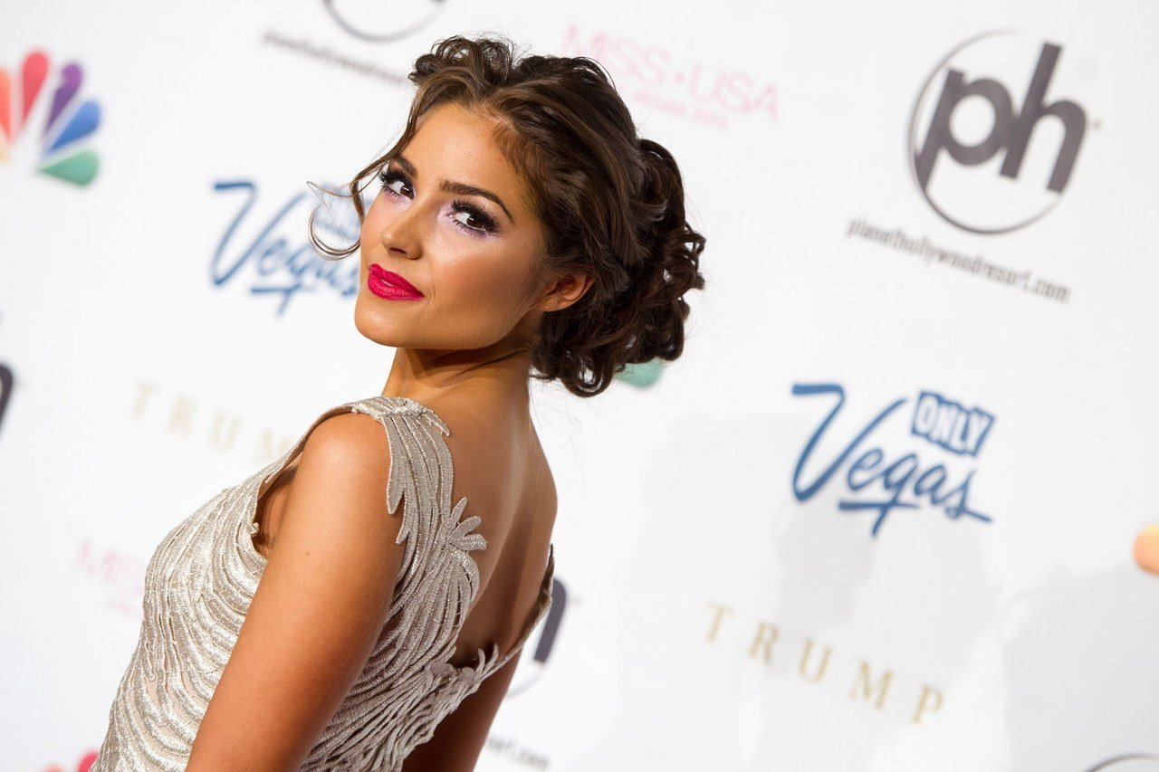 The Best How To Get Miss Universe Olivia Culpo S Romantic Updo—Plus Pictures