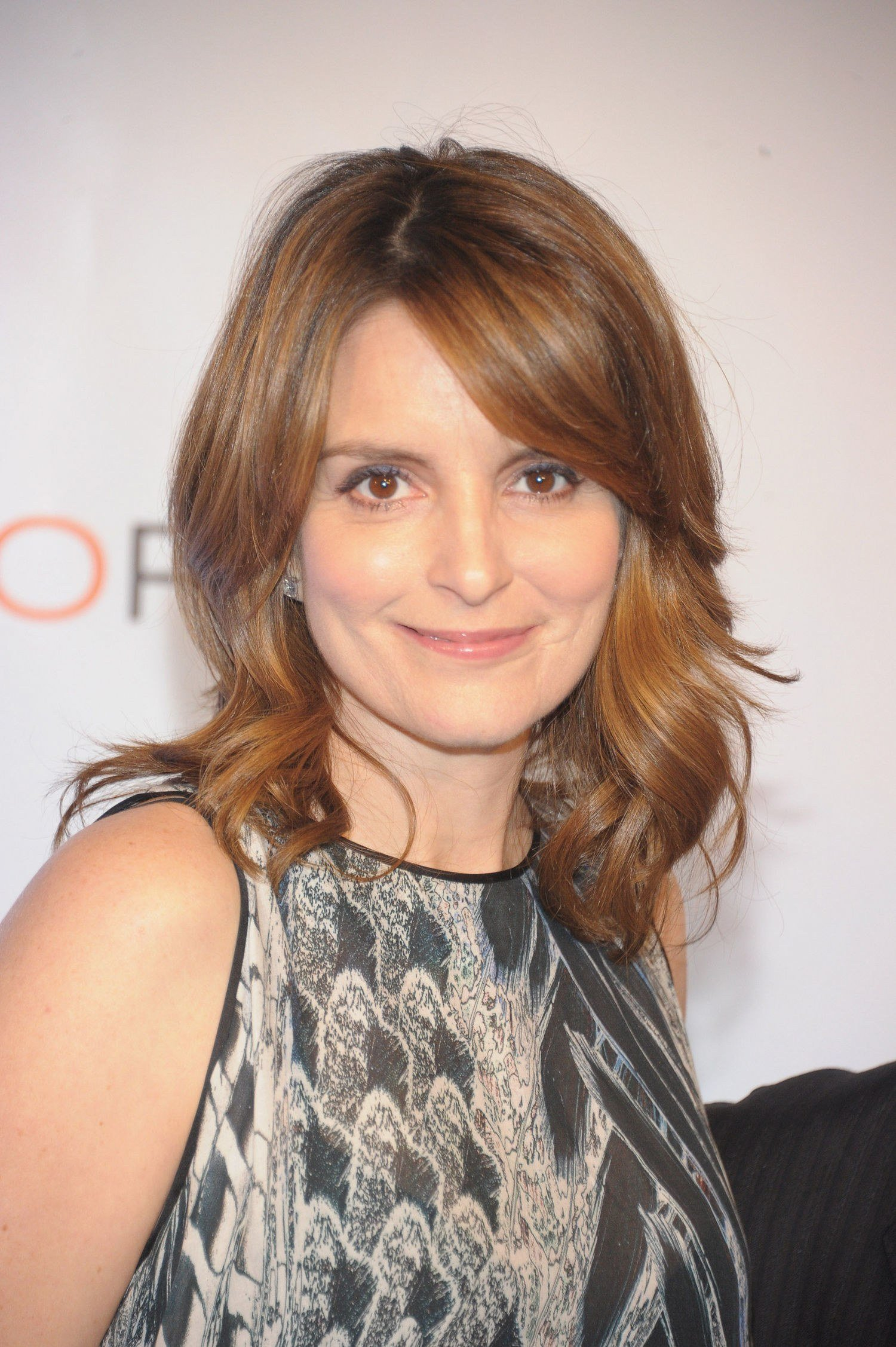 The Best Tina Fey S Hair Color Is Looking Gorgeous These Days Come Pictures