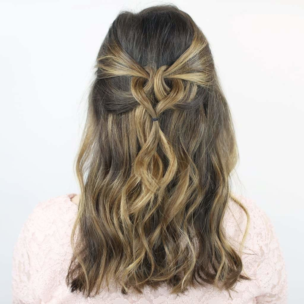 The Best Valentine S Day Hairstyle Inspiration 2017 Popsugar Pictures
