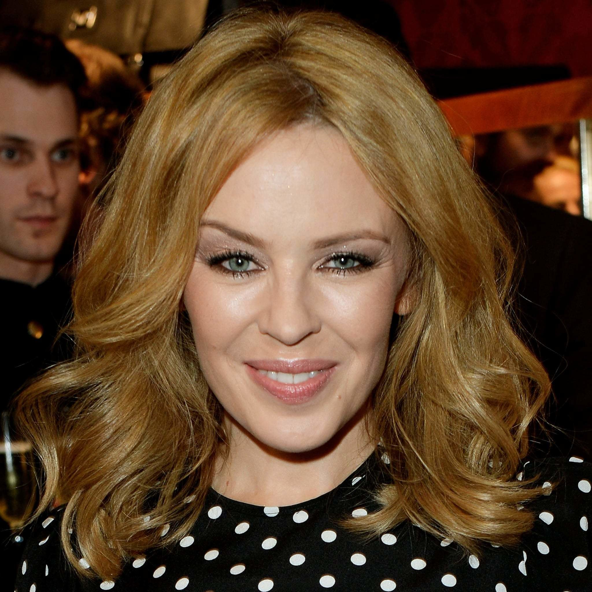 The Best Kylie Minogue With A Lob Haircut For Her The Voice Debut Pictures