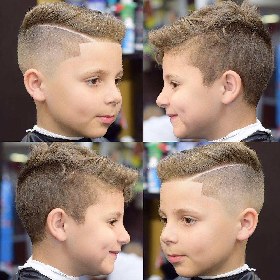 The Best Best 34 Gorgeous Kids Boys Haircuts For 2018 Pictures