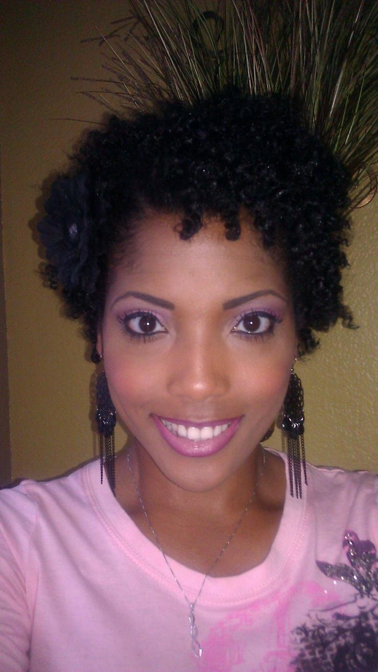 The Best Hairstyle For My Twa And Sensitive Hairline My Fashion S Pictures