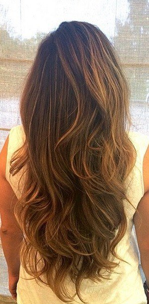 The Best Brunette With Caramel Highlights Neil George Pictures
