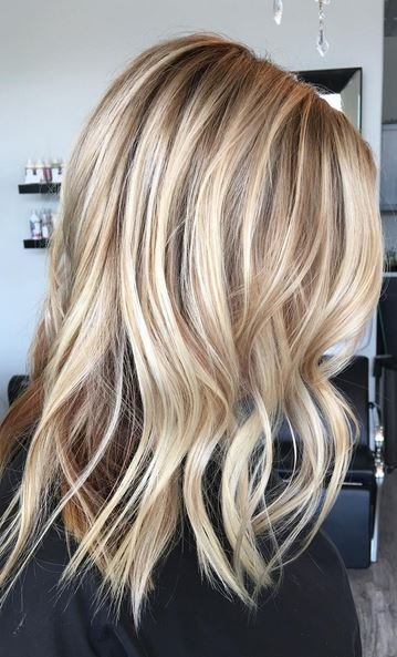 The Best The New Natural 'Bronde' Hair Color Neil George Pictures