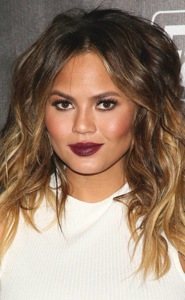 The Best How To Wear A Center Part—No Matter Your Hair Type Or Face Shape E News Pictures