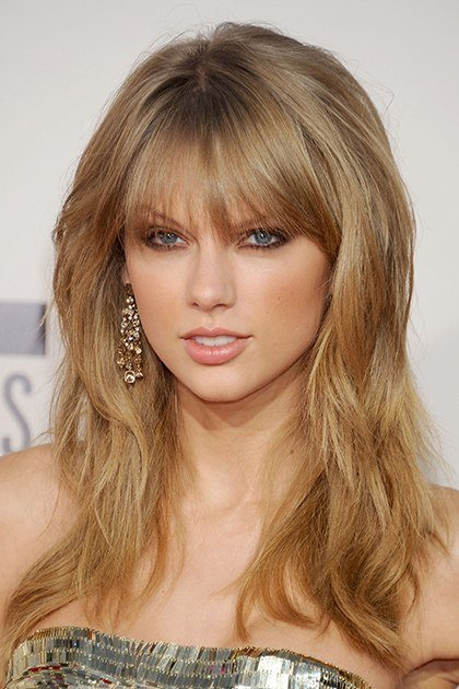 The Best The Beauty Evolution Of Taylor Swift From Curly Haired Pictures