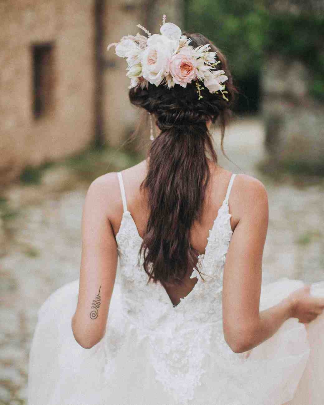 The Best Modern Wedding Hairstyles For The Cool Contemporary Bride Pictures