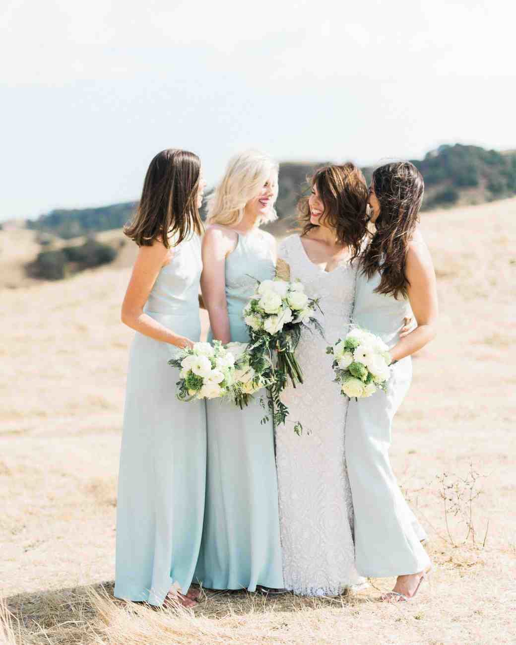 The Best Pretty Wedding Hairstyles For Your Bridesmaids Martha Pictures