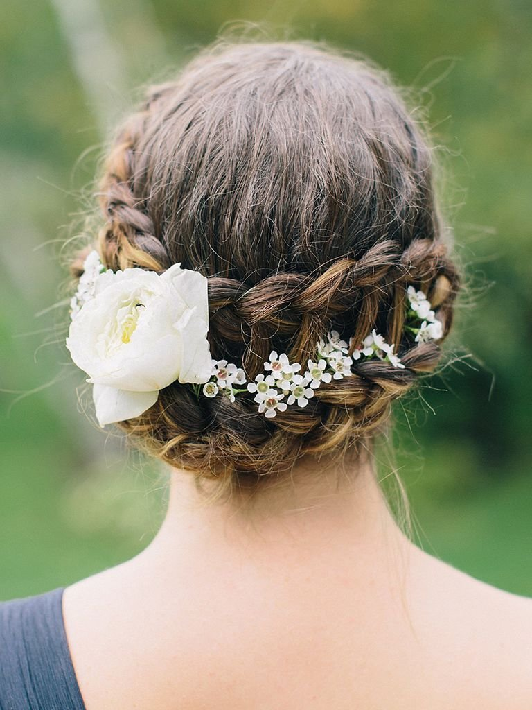 The Best 18 Boho Bridesmaid Hairstyles Pictures